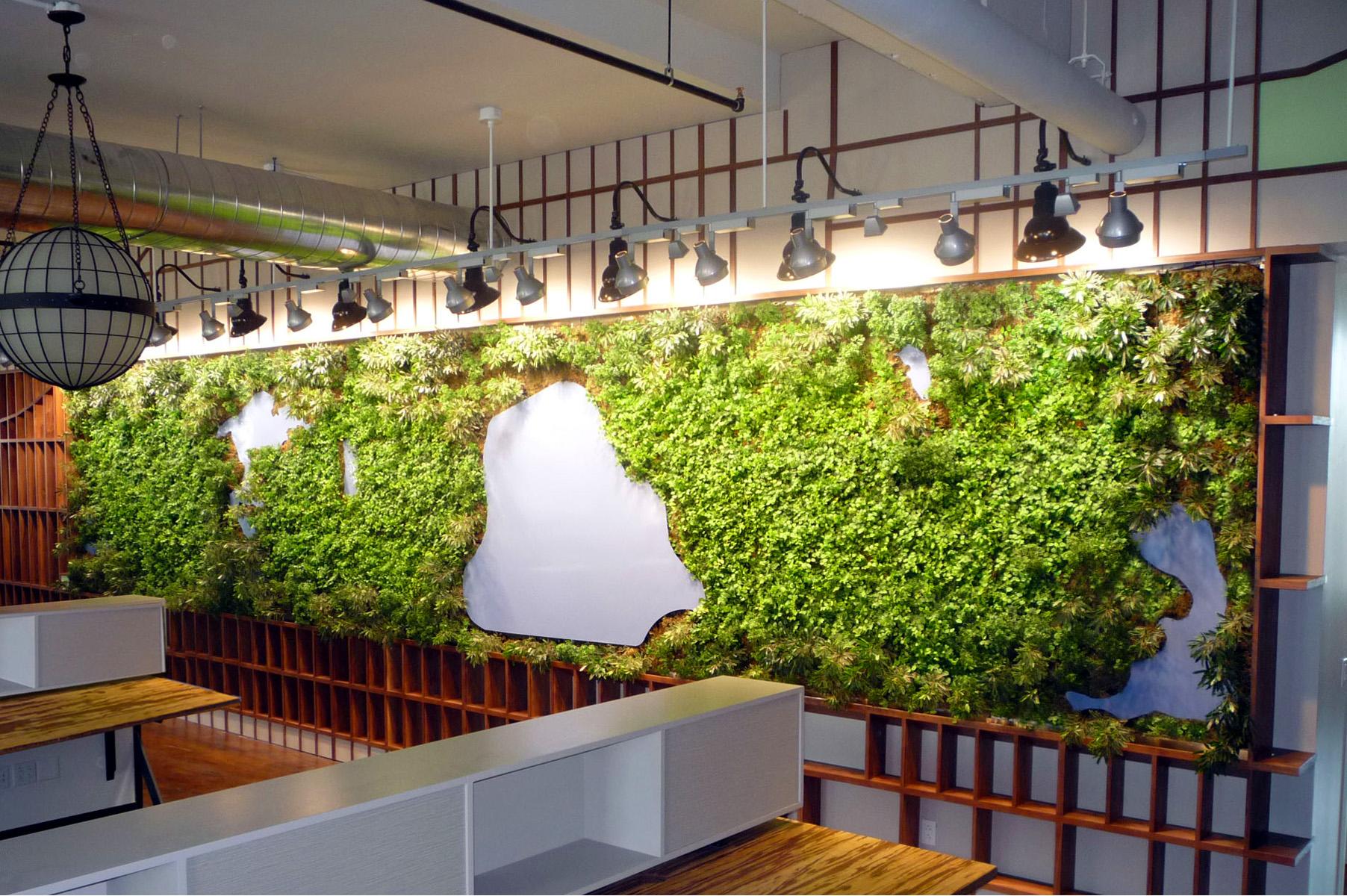 Parker Interior Plantscape – Project 2010