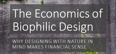 Economics of Biophilic Design