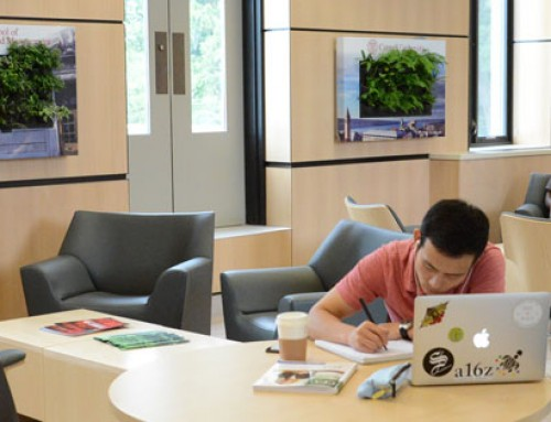 The Impact of a Living Greenwall on Student Attitudes, Moods, & Academic Performance