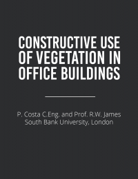 Vegetation in Office Buildings