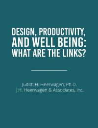 Design, productivity, well being