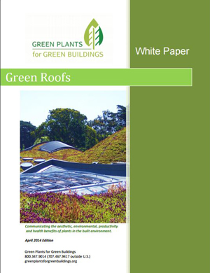 Green Roofs Whitepaper