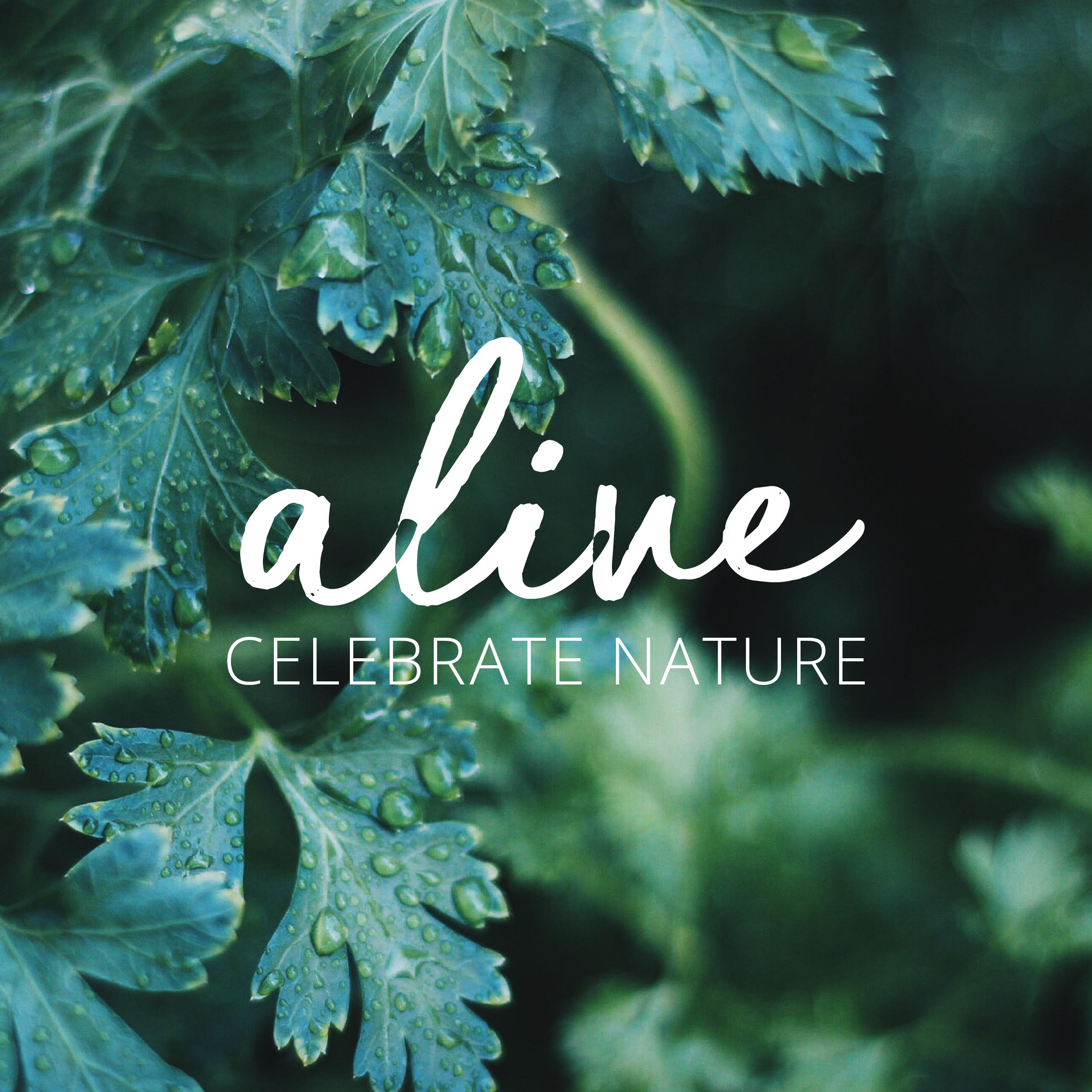 Alive Celebrate Nature