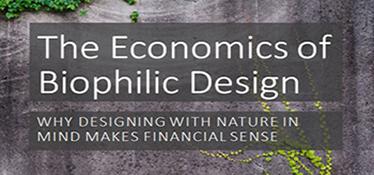 economics of biophilic design