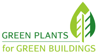 Green Plants for Green Buildings Logo